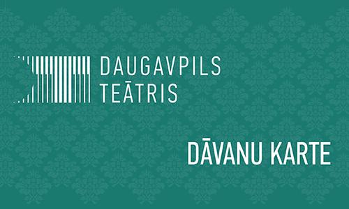 Daugavpils teātra dāvanu karte