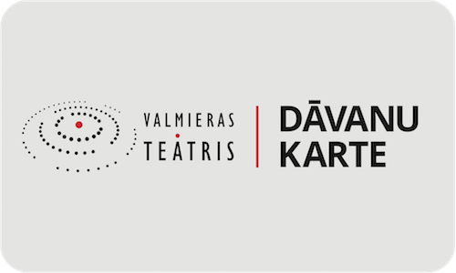 Valmieras teātra dāvanu karte